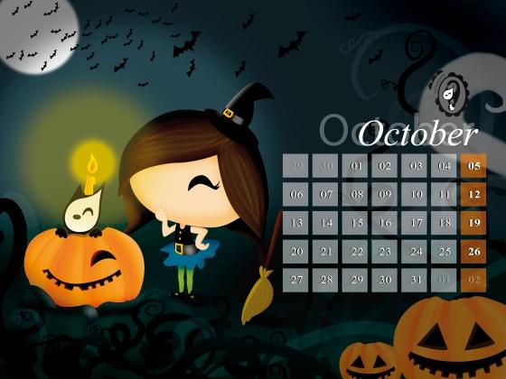 Gatofante October