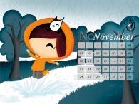 Gatofante November