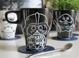 Lord Vader and Friends!