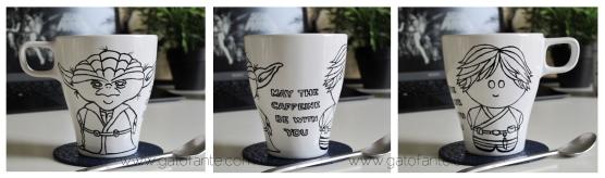 May the caffeine...