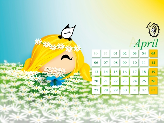 Gatofante April