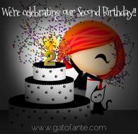 Gatofante's Birthday